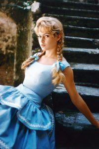 Brigitte Bardot est Dorothy