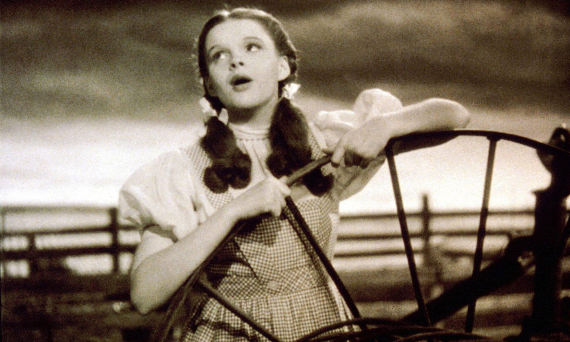 Judy Garland in Gingham